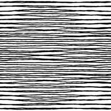 Irregular Thin Striped Pattern