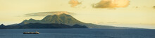 Panoramic View Of Nevis Peak O...
