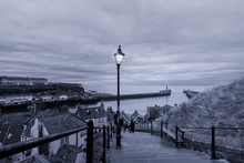199 Steps Leading From Whitby ...