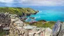 Cornwall – Von Boscastle Nac...