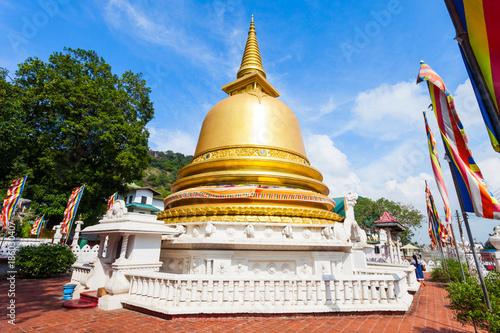 Fotografia Golden Temple of Dambulla
