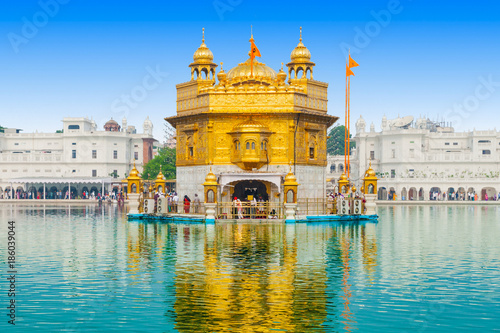 Wall Murals Place of worship Golden Temple