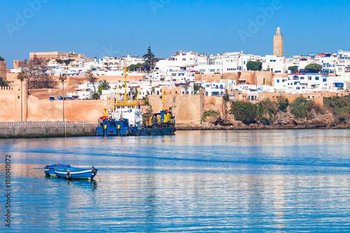Poster Maroc Medina in Rabat
