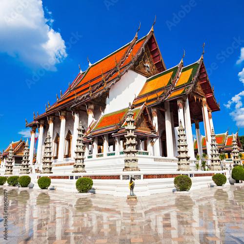Photo  Wat Suthat Temple