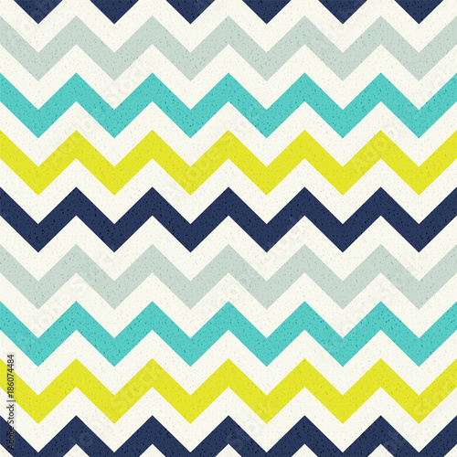 Photo seamless chevron pattern