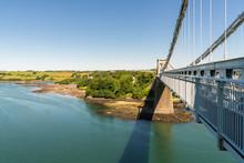 View From Menai Bridge, Angles...