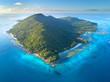 canvas print picture - Seychelleninsel La Digue