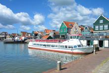 Im Fischerort Edam-Volendam Am...