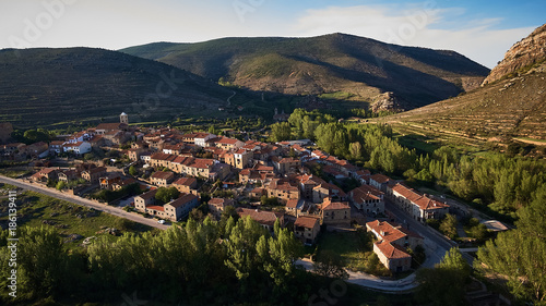 Yanguas is considered a one of the most beautiful villages of Spain
