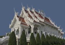 Wat Huai Pla Kung Chiang Rai Thailand