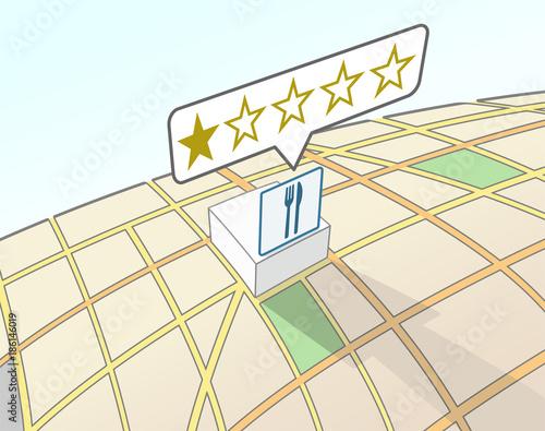 Fotografía  Restaurant Lowest User Rating