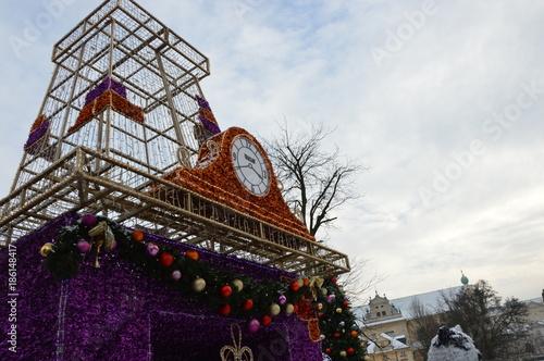 Fotografia, Obraz  Świąteczne ozdoby  Bożonarodzeniowe Christmas decorations