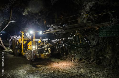 Fotografia Mine Machine