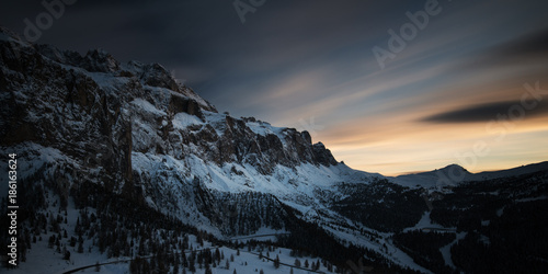 Photo  Dolomite Moonlight