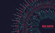 Abstract 3D Big Data Visualiza...