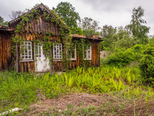 Abandoned, Wooden House