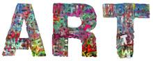 Graffiti Word ART