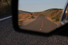 Looking Into A Rearview Mirror...