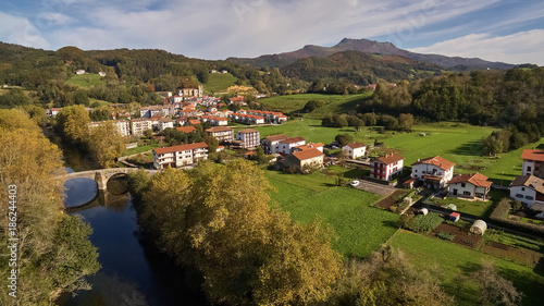 Bera is a town and municipality located in the province and autonomous community of Navarre, northern Spain