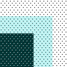 Set Of Dots. Dots Abstract Background. Geometric Abstraction