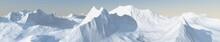 Panorama Of The Mountains. Mo...