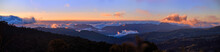 Panoramic View Of Cerro De La ...