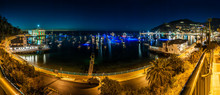 Panoramic View Of Avalon City ...
