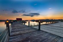 Sunrise Over Seven Seas Lagoon