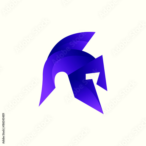 knight helmet logo template knight helmet logotype isolated knight