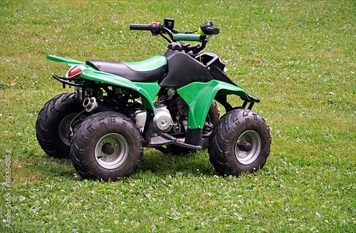 motor quad bike