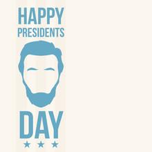 Abraham Lincoln, Happy Preside...
