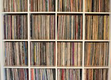 Collection De Disque Vinyle