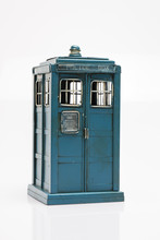 Doctor Who's Space Ship; Tardis