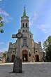 Iglesia en Zakopane, Polonia