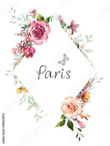 wzor-karty-akwarela-zaproszenie-projekt-z-roz-paczek-i-lisci-kwiat-tlo