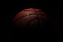 Basketball In Shadow
