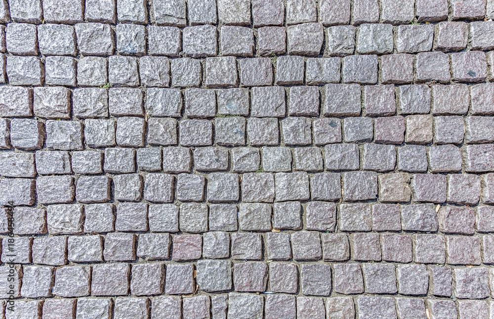 Fototapety, obrazy: background of cobble stones