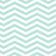 Mint Chevron Seamless Pattern. EPS file has global colors for easy color changes.