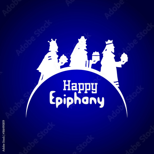 Epiphany ( Christian Festival ) Wallpaper Mural