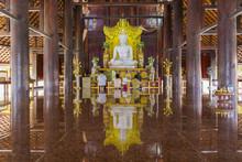 White Jade Buddha In Pa Lahan ...