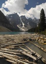 Lake Moraine - Banff National ...