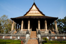 Wat Si Saket - Vientiane - Laos