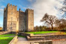 Bunratty Castle In Co. Clare, ...