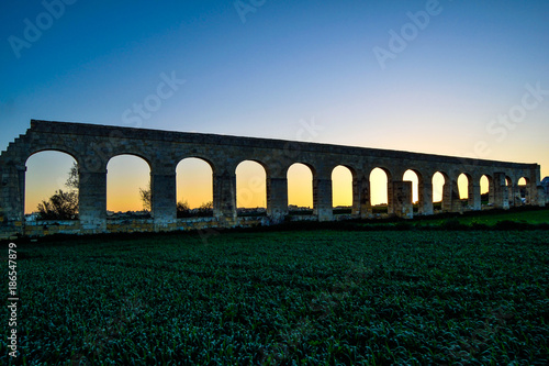 Fotografie, Obraz Aqueduct