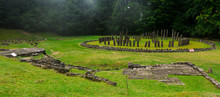 Ruins Of Sarmizegetusa Regia