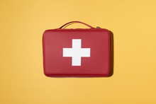 First Aid Kit Medical Bag With...