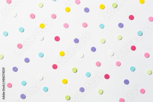 Photo  Confetti
