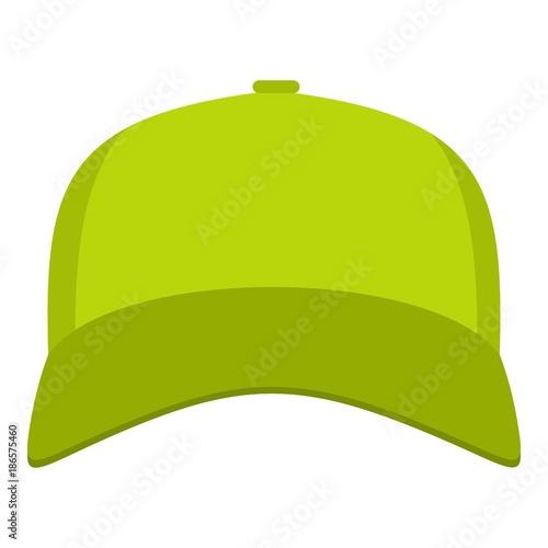 Valokuva  Baseball cap in front icon