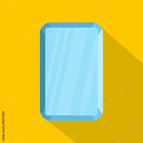 Photo Adamant icon. Flat illustration of adamant vector icon for web.