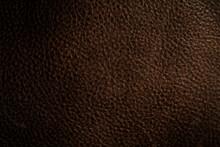 Dark Brown Leather Background ...